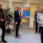 Marja-Liisa Völlers (MdB) besucht Jobcenter