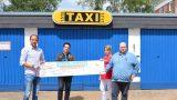 """""""Sinnvolle Lockerungen sind wünschenswert""""</br>Maik Beermann (MdB) besucht Taxiunternehmen"""
