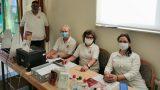 DRK bedankt sich bei 55 Blutspendern