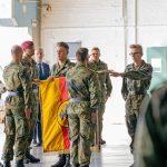Feierliches Gelöbnis bei der Bundeswehr