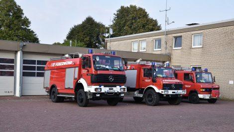 Ausschuss berät Zukunft der Feuerwehr</br>Erweiterung, Um- oder Neubau von Feuerwehrgerätehäusern erforderlich