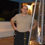 """Restaurant """"Melathron"""":</br>Speisen und Getränke auf beheizter Terrasse genießen"""