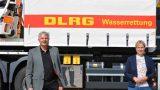 Völlers besucht Bundesgeschäftsstelle der DLRG