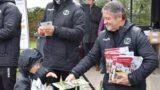 """""""Integration ist dem VfR wichtig""""</br>Vier Tage Sport, Spiel und Spaß mit Hannover 96 Fußballschule"""