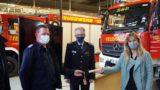 Landkreis erhält Fahrzeug vom Bund</br>Neues Löschfahrzeug für Katastrophenschutz