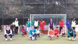 Maik Beermann (MdB) kann auch Fußball</br>Abgeordneter besucht Training der VfL-Freizeitliga
