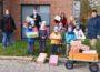 Weihnachten im Schuhkarton:</br>Kindergarten und Volksbank in Schaumburg spenden für Kinder in Osteuropa
