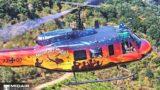 """Bell UH-1D auf Abschiedstournee</br>""""Huey"""" ab Juli 2021 im Hubschraubermuseum"""
