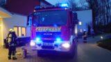 Kokelnder Fön sorgt für Feuerwehreinsatz