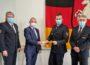 Polizeioberrat Marcel Bente:</br>Neuer Dienststellenleiter im Polizeikommissariat Stadthagen