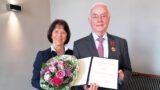 Verdienstmedaille für Klaus Meurer