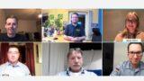 Corona erschwert Ausbildung und Einsatz</br>Völlers (MdB) im Gespräch mit THW-Ortsverbänden