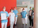 """Klinikum Schaumburg: </br>Zertifizierung als """"Babyfreundliche Geburtsklinik"""""""