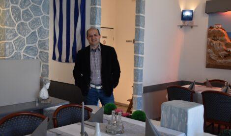 """Leckere griechische Spezialitäten im """"Melathron""""</br>Impfung und Test nicht erforderlich"""