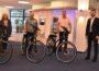Kleiner Einsatz schafft große Freude </br>Volksbank in Schaumburg übergibt drei E-Bikes