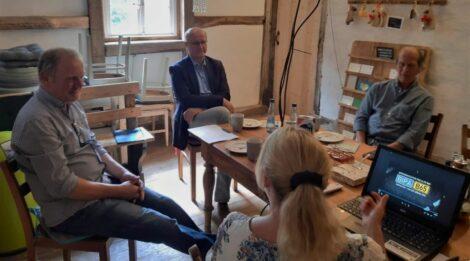 """""""Politik mit klarer Kante ist mir lieber"""" </br>Karsten Becker (MdL) im Gespräch mit der BIPAB65"""