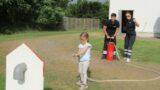 Erfolgreicher Schnupperdienst der Kinderfeuerwehren