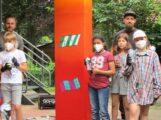 Abschluss-Aktion im Hort </br>Graffiti – die Kunst im Schatten der Vorurteile