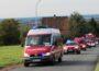Kreisfeuerwehrbereitschaft Süd bereitet sich auf Einsatz in NRW vor