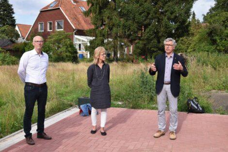 Stationäres Hospiz für Menschen aus Schaumburg </br>SPD im Gespräch mit Dr. Axel Rinne