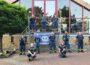Kleine Bühne für den großen Auftritt </br>THW unterstützt Hubschraubermuseum