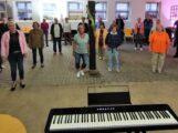 Musik im Kuhstall – Schütte-Chor probt wieder