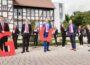 Zwölf junge Auszubildende </br>Start in das Berufsleben in der Sparkasse Schaumburg