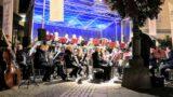Finale beim Bühnensommer: </br>Blasorchester Krainhagen mit Medleys von ABBA & More