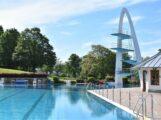 Dienstag öffnet Hallenbad </br>Abschwimmen am Sonntag im Bergbad mit Tag der offenen Tür