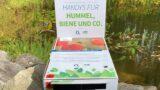 Sammelaktion für NABU </br>Stadtwerke sammeln Handys für Hummel, Biene & Co.