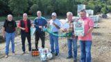VfL reist ins Ahrtal </br>Übergabe der Spenden an SV Walporzheim
