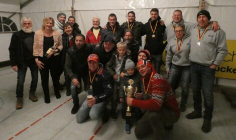 Spielvergnügen für jung und alt </br>Stadtmeisterschaften im Eisstockschießen
