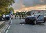 Vier Verletzte bei Verkehrsunfall